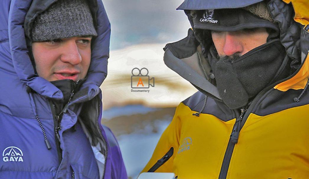 سرمای بینهایت زمستان، کوه دماوند
