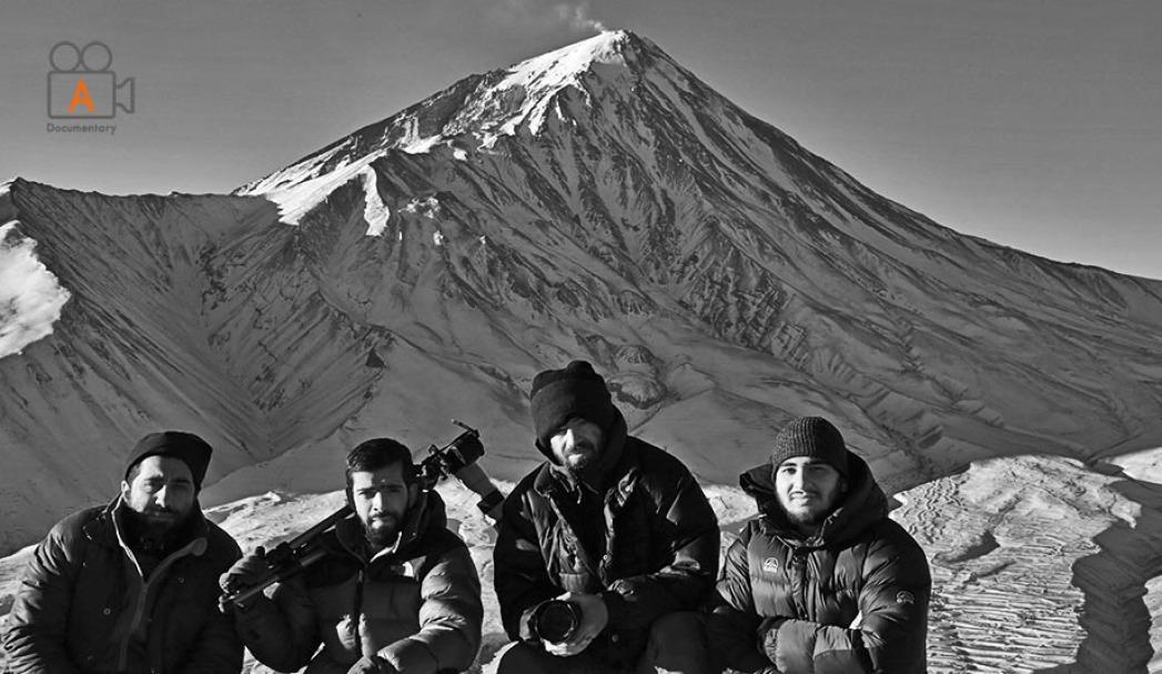 زمستان، قله ناندل