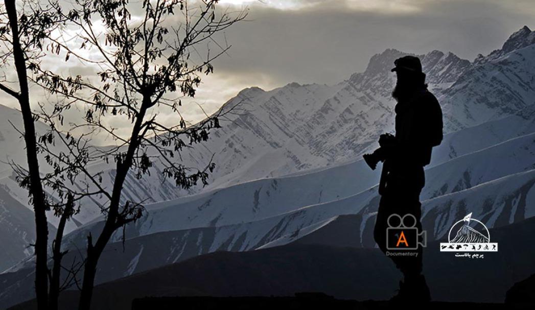 عکاسی از ارتفاعات برفی البرز مرکزی