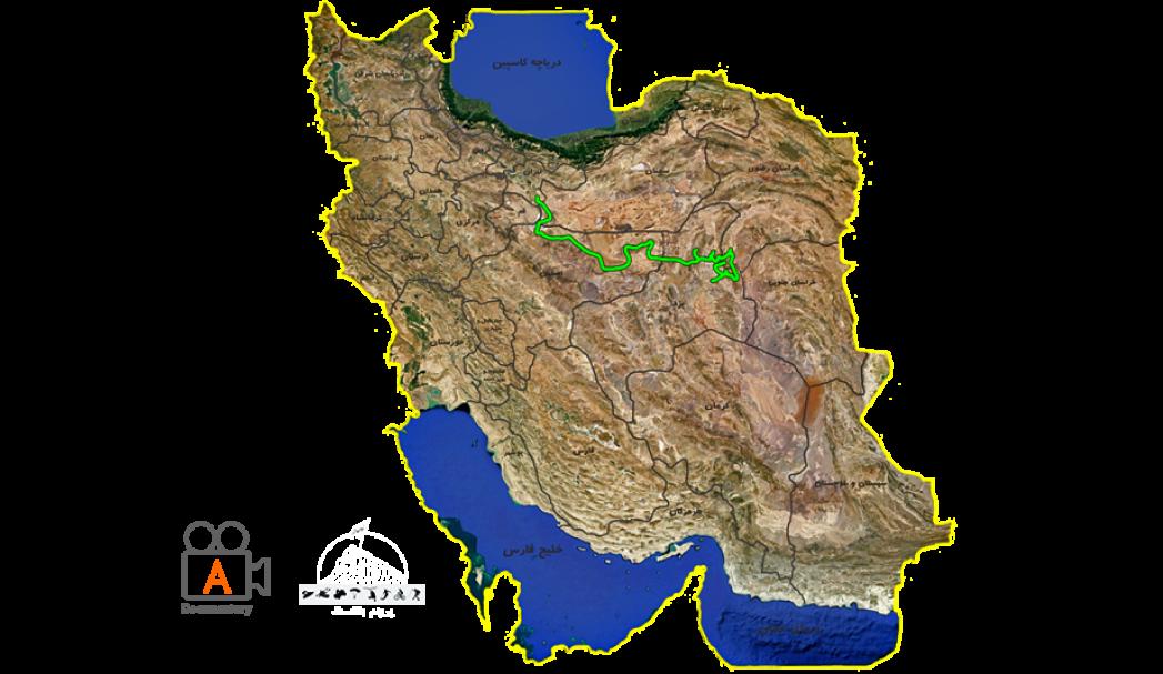 نقشه ی مسیر